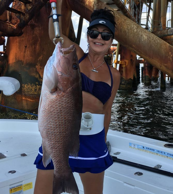 best setup for catching snapper
